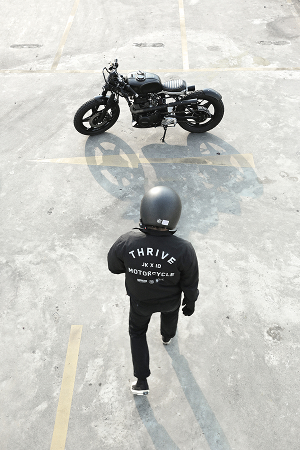 Sekepal Aspal O DISTRICT 9 INSPIRED TWO WHEELS MACHINERY